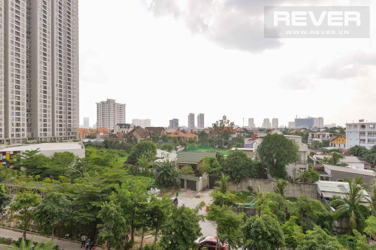 View Cho thuê căn hộ Masteri Thảo Điền 2PN, tầng thấp, diện tích 72m2, đầy đủ nội thất