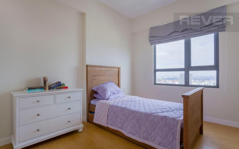 Phòng ngủ 2 Căn hộ Masteri Thảo Điền tầng cao hướng Tây Bắc tháp T3