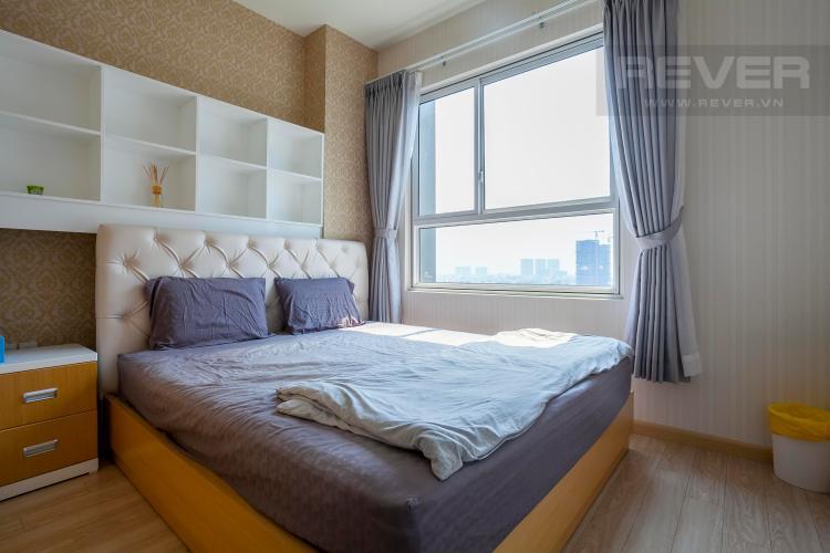 Phòng Ngủ 1 Căn hộ Lexington Residence 2 phòng ngủ tầng trung LD hướng Nam