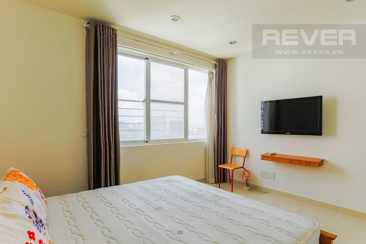 Phòng Ngủ 1 Căn hộ Riverpark Residence 3 phòng ngủ tầng thấp view sông