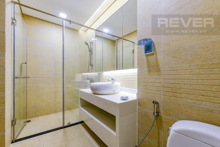 Phòng tắm 2 Bán căn hộ Vinhomes Central Park 3 phòng ngủ tầng cao view sông tháp Park 1 mới 100%
