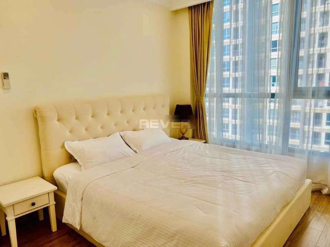 Phòng ngủ căn hộ Vinhomes Central Park, Bình Thạnh Căn hộ Vinhomes Central Park hướng Tây Nam, view nội khu yên tĩnh.