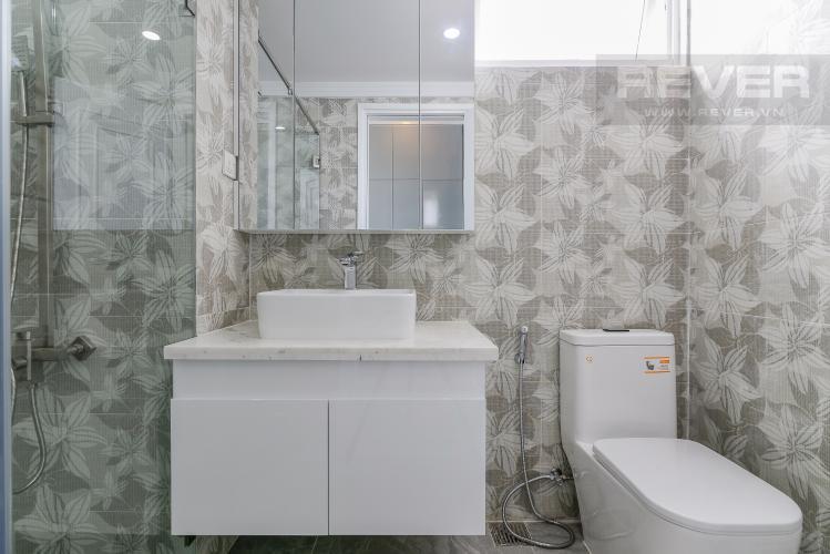 Phòng Tắm 2 Căn hộ Vista Verde 2 phòng ngủ tầng cao T2 view sông không bị chắn