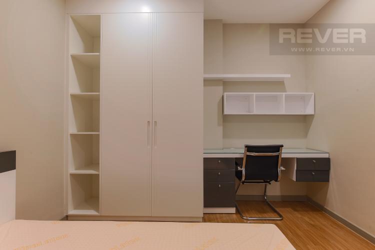 Phòng Ngủ 2 Cho thuê căn hộ The Gold View tầng cao, 2PN, view đẹp, đầy đủ nội thất