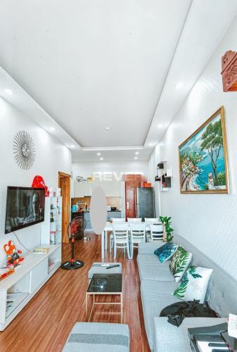 Phòng khách căn hộ Khang Gia Chánh Hưng, Quận 8 Căn hộ chung cư Khang Gia Chánh Hưng tầng 14 view thành phố tuyệt đẹp.