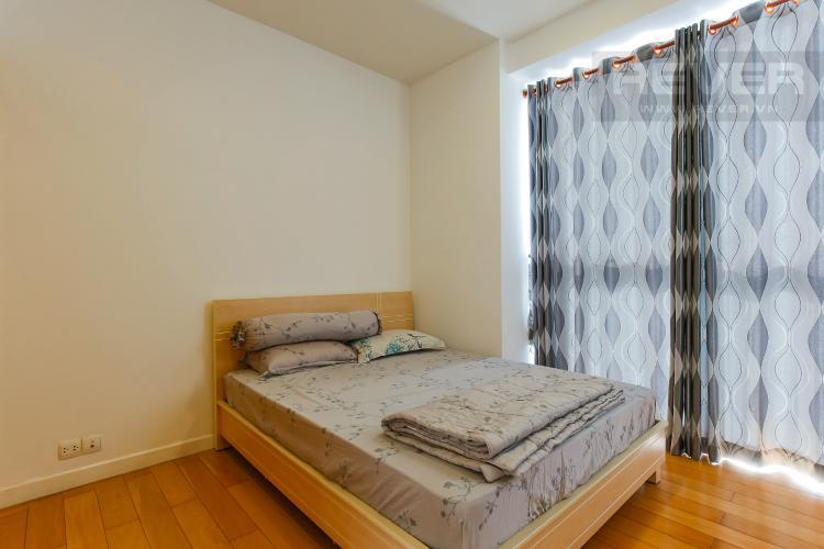 Phòng Ngủ 2 Căn hộ Sunrise City 2 phòng ngủ tầng thấp V5 đầy đủ tiện nghi