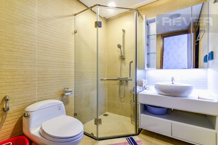 Phòng Tắm 2 Bán căn hộ Vinhomes Central Park tầng cao, 2PN, đầy đủ nội thất, view sông