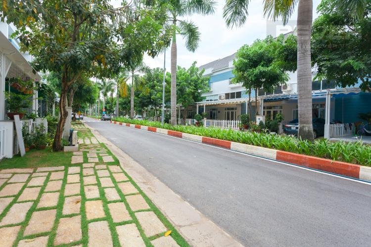 View Nhà phố khu compound Mega Khang Điền Quận 9 nội thất đầy đủ