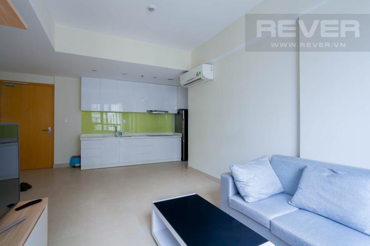 Phòng Khách Bán căn hộ Masteri Thảo Điền tầng cao, 2PN, tiện ích hoàn chỉnh