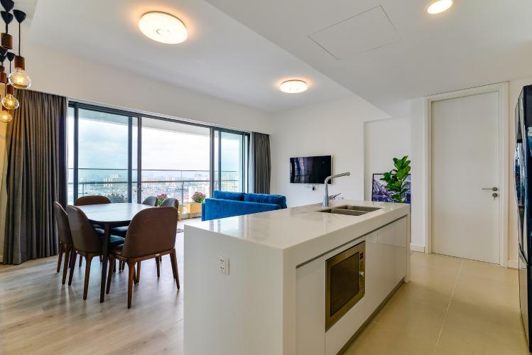 Cho thuê căn hộ Gateway Thảo Điền 2PN, đầy đủ nội thất, view Xa lộ Hà Nội