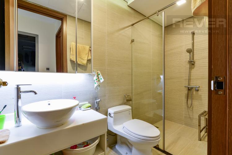 Phòng Tắm 1 Căn hộ Vinhomes Central Park tầng cao, 2PN, đầy đủ nội thất