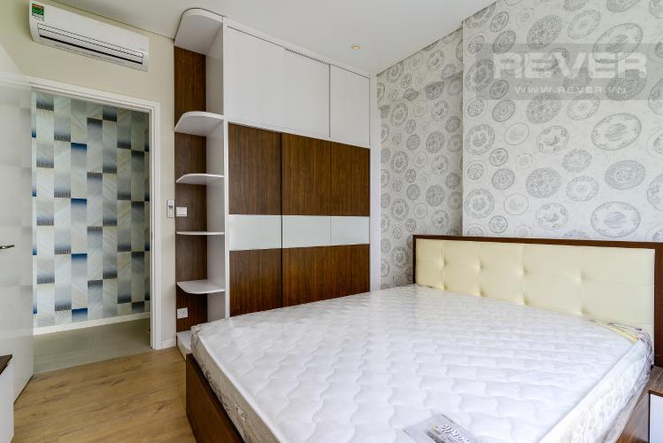 Phòng Ngủ 2 Cho thuê căn hộ Diamond Island - Đảo Kim Cương 2PN, đầy đủ nội thất, view hồ bơi