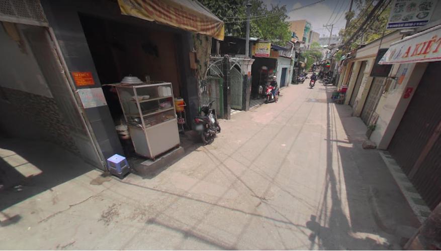 Hẻm nhà phố Huỳnh Tấn Phát, Quận 7 Nhà phố quận 7 hẻm xe hơi, khu dân cư an ninh đông đúc, rộng 80m2.