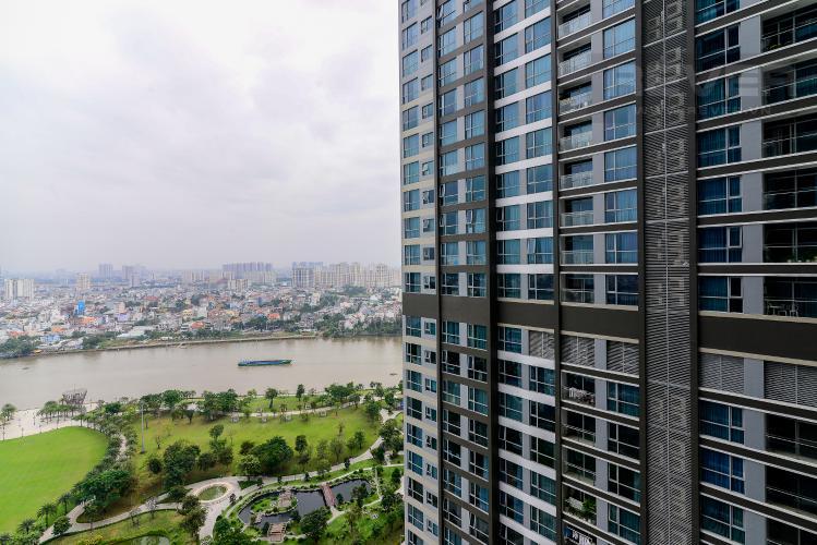 can-ho-vinhomes-central-park Bán hoặc cho thuê căn hộ Vinhomes Central Park 2PN, đầy đủ nội thất, view sông và công viên
