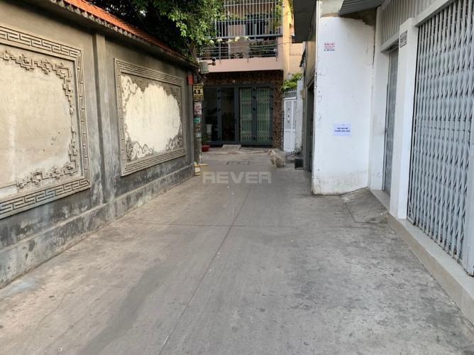 Hẻm nhà phố Bùi Đình Túy, Bình Thạnh Nhà phố trung tâm Bình Thạnh, nội thất cơ bản, hướng Đông.