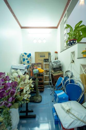 Nhà Hoàng Hoa Thám, Bình Thạnh Nhà phố Hoàng Hoa Thám 80.5m2, sân thượng thoáng mát.