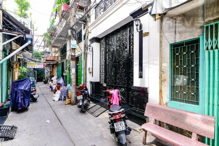 Lộ Giới Nhà phố 3 phòng ngủ đường Võ Văn Kiệt, phường 6, Quận 5