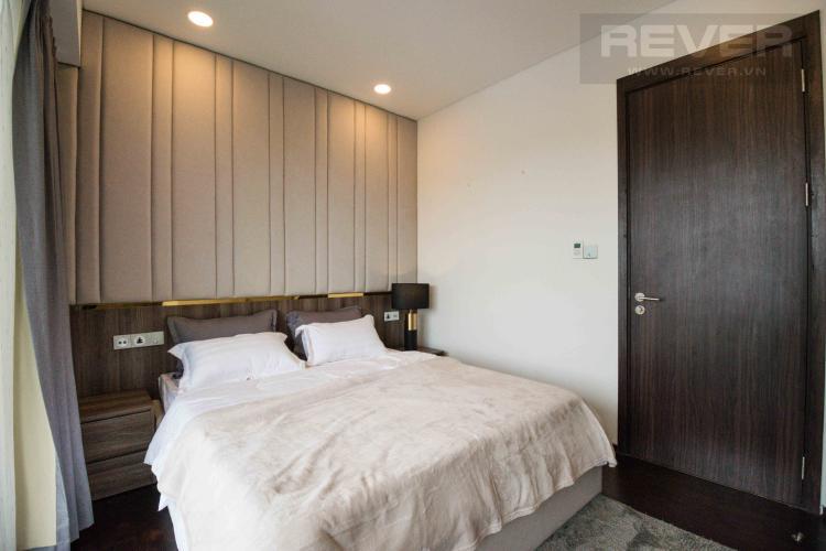 Phòng Ngủ 1 Cho thuê căn hộ duplex Serenity Sky Villas 2PN, tầng trung, diện tích 123m2, đầy đủ nội thất