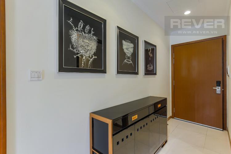 Lối Vào Bán căn hộ Officetel Vinhomes Central Park 2 phòng ngủ tầng thấp tháp Landmark 3, đầy đủ nội thất cao cấp
