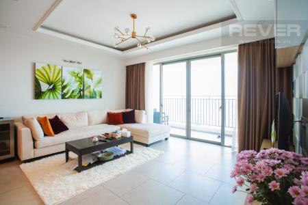 Bán căn hộ Riviera Point 2PN, diện tích 96m2, đầy đủ nội thất, hướng Tây, view thoáng đãng