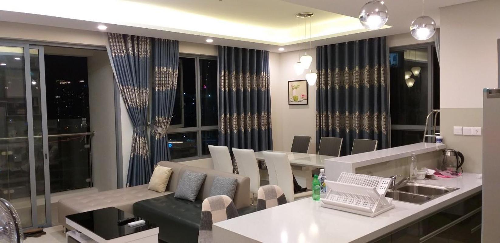 can-ho-diamond-island-dao-kim-cuong Cho thuê căn hộ Diamond Island - Đảo Kim Cương 2PN, tháp Hawaii, đầy đủ nội thất, view nội khu