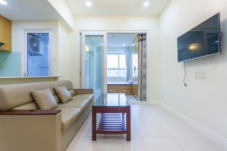 Căn hộ Lexington Residence tầng thấp LA, 1 phòng ngủ, nội thất đầy đủ