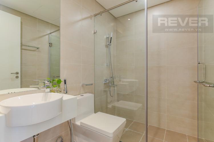 Phòng Tắm 1 Căn hộ Masteri Millennium tầng cao, block A, 2PN đầy đủ nội thất