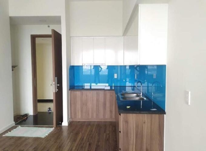 phòng bếp căn hộ mizuki park Căn hộ Mizuki Park tầng cao, bàn giao đầy đủ nội thất.