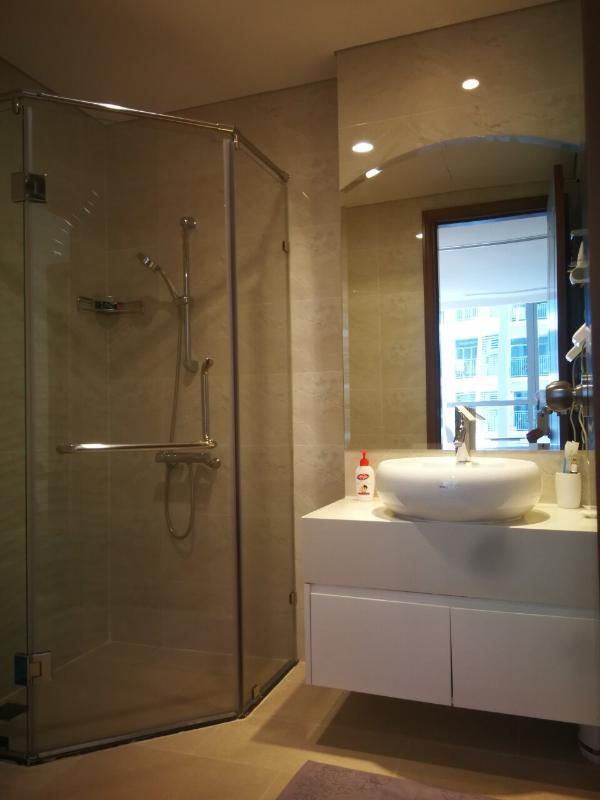 6a611ec91c9ae5c4bc8b Cho thuê căn hộ Vinhomes Central Park 2PN, tháp Landmark 5, đầy đủ nội thất, hướng ban công Đông Bắc