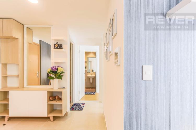 Lobby Cho thuê căn hộ Masteri Thảo Điền 2PN, tầng cao, tháp T2A, đầy đủ nội thất, hướng Tây Bắc