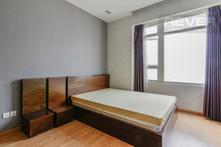 Phòng Ngủ 3 Căn hộ Sài Gòn Pearl 3 phòng ngủ tầng cao Saphire nội thất đầy đủ