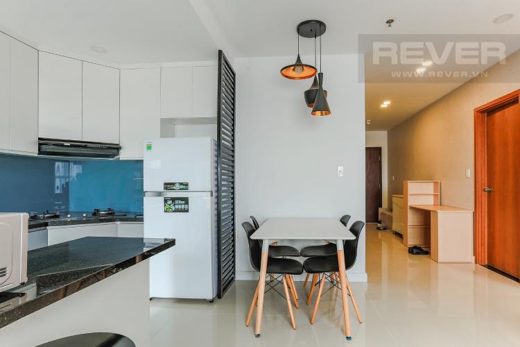 Phòng Ăn Và Bếp Căn hộ Sunrise City tầng trung, tháp W3, 2 phòng ngủ, full nội thất