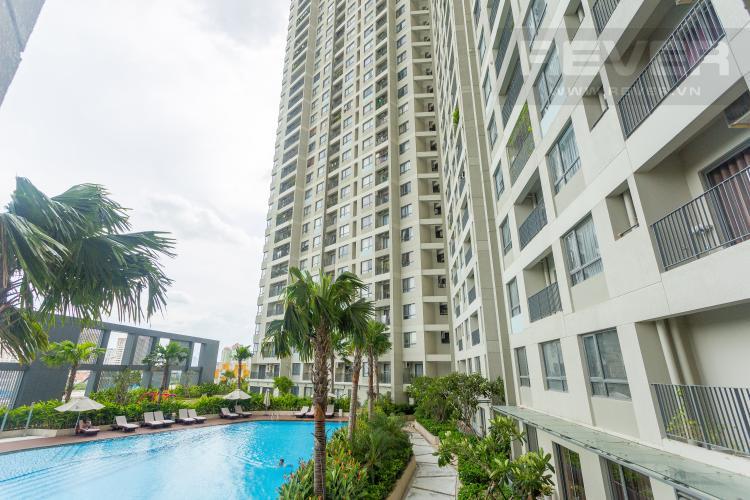 View Cho thuê căn duplex Masteri Thảo Điền 2PN, view hồ bơi, đầy đủ nội thất
