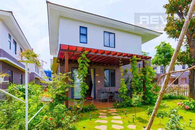 Mặt Tiền Biệt thự 5 phòng ngủ dự án Valora Kikyo diện tích 290m2