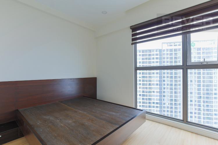 Phòng Ngủ 2 Căn hộ Masteri Millennium tầng cao 2PN đầy đủ nội thất view sông