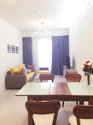 Cho thuê căn hộ Lexington Residence 2 phòng ngủ, tháp LB, diện tích 71m2, đầy đủ nội thất