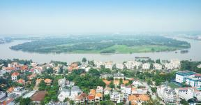 Sức hút của dự án căn hộ Q2 THAO DIEN nhìn từ góc độ vị trí