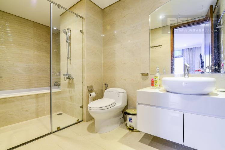 Phòng Tắm 3 Căn hộ Vinhomes Central Park 4 phòng ngủ tầng trung C2 hướng Đông Nam