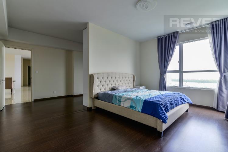 Phòng Ngủ 1 Cho thuê căn hộ Vista Verde 4PN, view sông thoáng mát