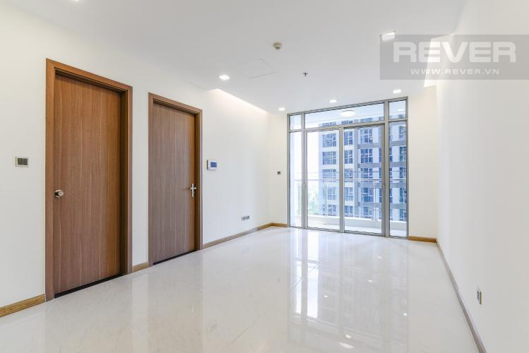Phòng Khách Officetel Vinhomes Central Park tầng thấp Park 7 view nội khu