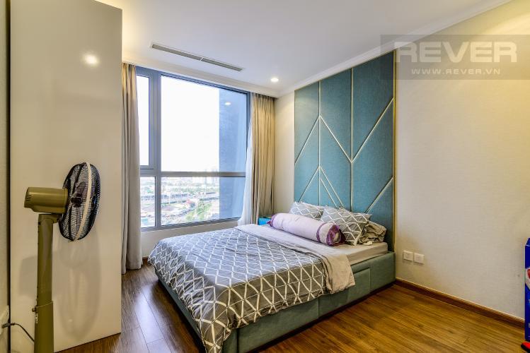 Phòng Ngủ 1 Căn hộ Vinhomes Central Park 3 phòng ngủ tầng cao L1 hướng Bắc