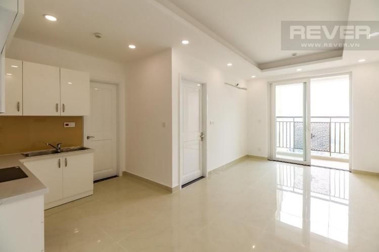Cho thuê căn hộ Saigon Mia 2 phòng ngủ, tầng thấp, diện tích 55m2, nội thất cơ bản