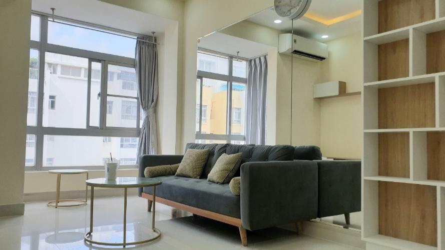 Căn hộ Sky Garden quận 7 thiết kế hiện đại - nội thất đầy đủ