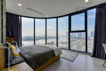 Cho thuê căn hộ Vinhomes Golden River 3PN, diện tích 121m2, đầy đủ nội thất, căn góc view đẹp