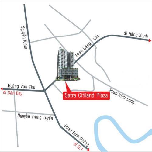 Satra Citiland Plaza - vi-tri-can-ho-Satra-Citiland-Plaza