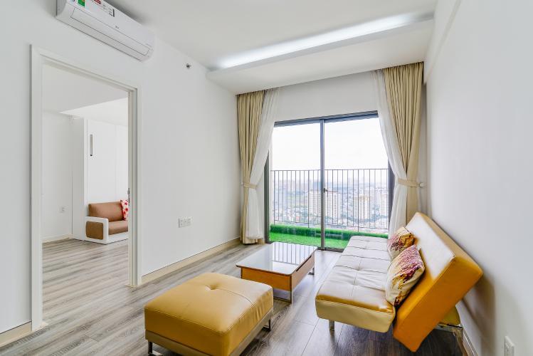 Căn hộ Masteri Thảo Điền 2 phòng ngủ tầng cao T5 view hồ bơi