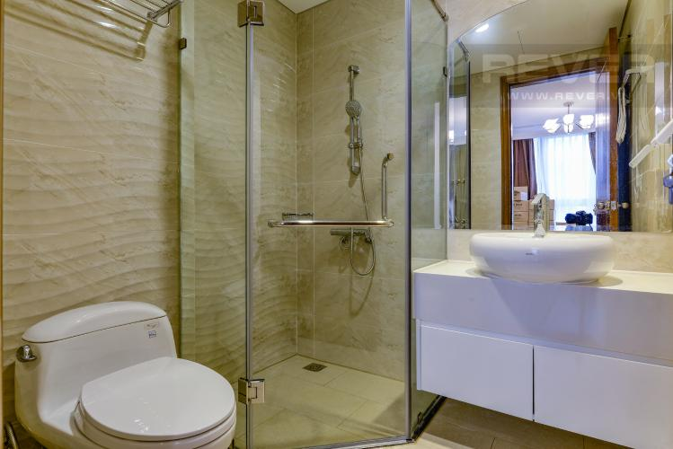Phòng tắm 2 Căn hộ Vinhomes Central Park tầng cao, tháp Landmark 5, 2PN, view đẹp