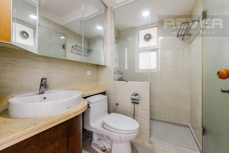 Phòng tắm 1 Căn hộ Saigon Pearl 2 phòng ngủ tầng thấp Topaz 2 nội thất đầy đủ