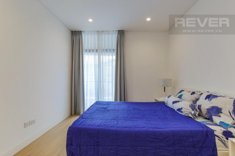 Phòng Ngủ Cho thuê căn hộ City Garden 1PN, diện tích 67m2, đầy đủ nội thất