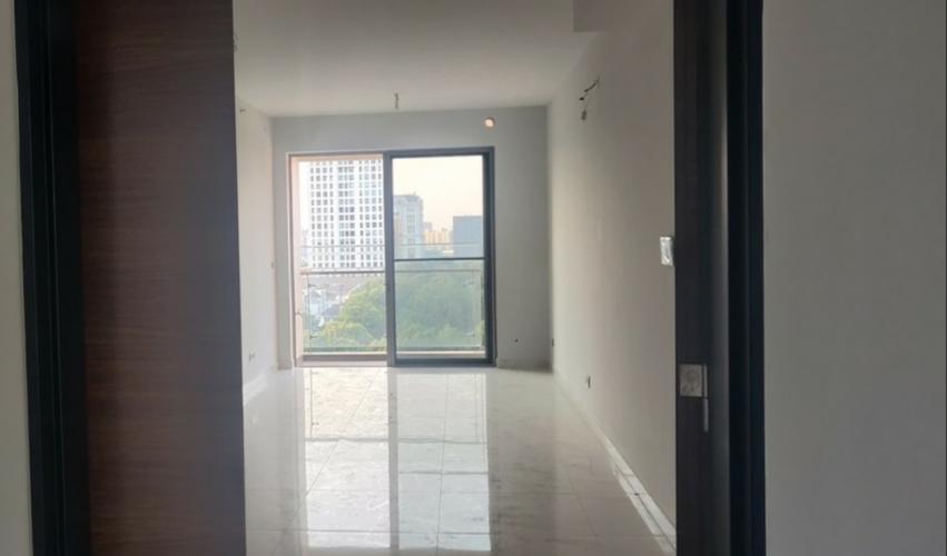 phòng khách căn hộ midtown Căn hộ Phú Mỹ Hưng Midtown nội thất cơ bản, tiện ích đa dạng.